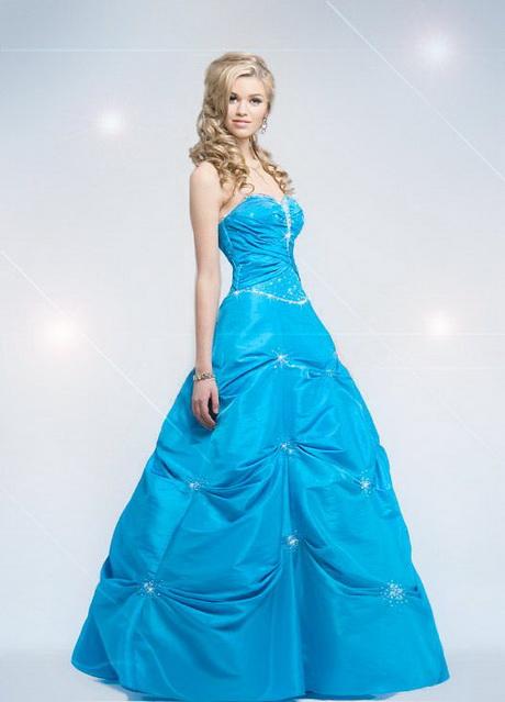 Vestito Azzurro Matrimonio : Abiti da sposa azzurri
