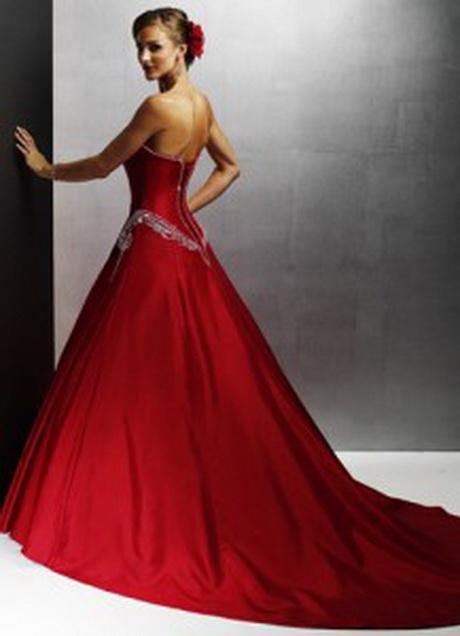 Vestiti da sposa colorati per la sposa di tendenza!
