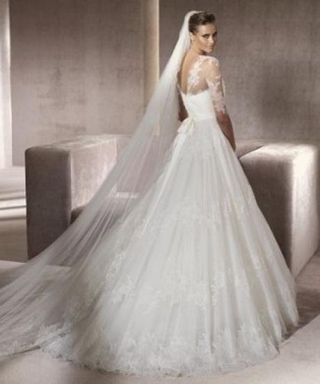 Abiti sposa 2012 Pronovias pizzo …