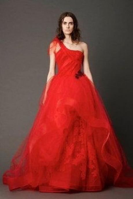 Wang 2013 vi stupiranno di sicuro! Può un abito da sposa rosso