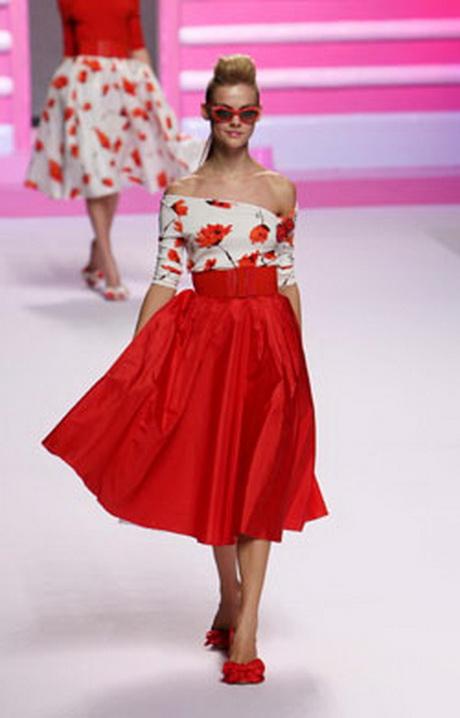 Abiti degli anni 50 for Storia della moda anni 50