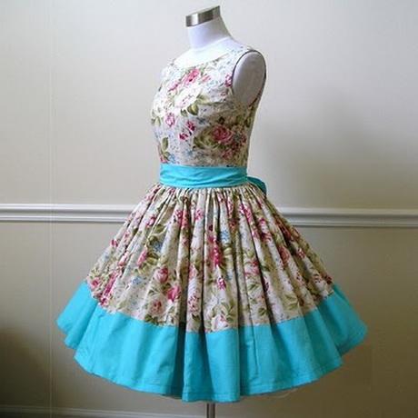 Foto di vestiti anni 50 for Storia della moda anni 50