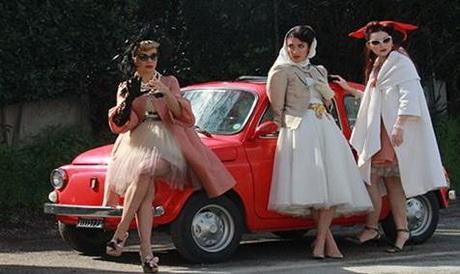 Immagini moda anni 50 for Accessori moda anni 50