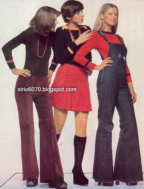Moda anni 70 immagini