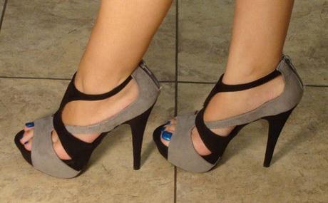 scarpe donna con tacco