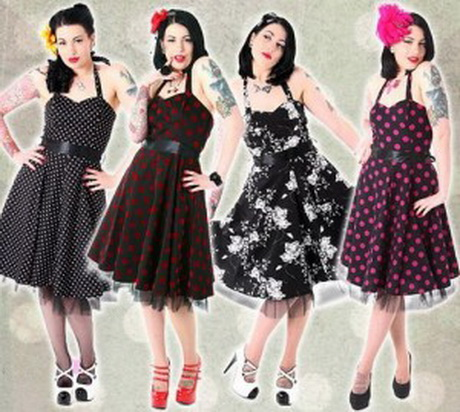 Vestiti anni 50 pin up for Accessori moda anni 50