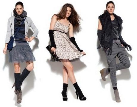 Vestiti corti invernali for Stile minimal vestiti
