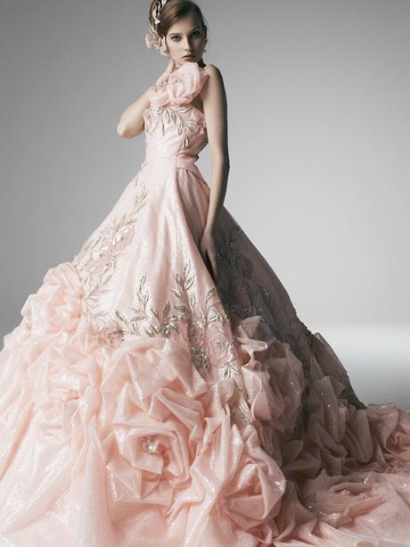 Abiti sposa colorati 2013 Miss Defne by Nicole Spose [