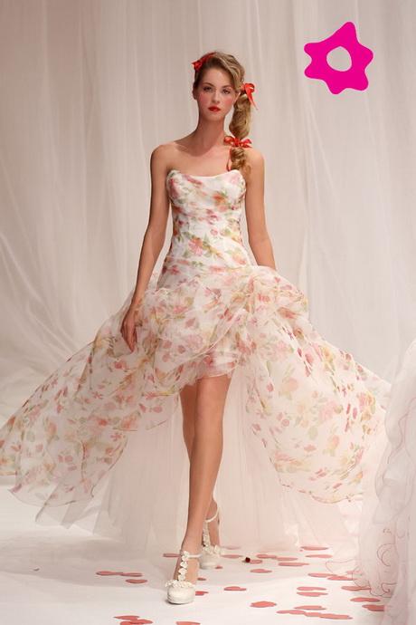 Gli abiti da sposa originali colorati e fantasiosi! » Abito da sposa ...
