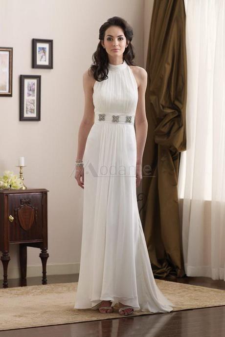 Vestiti da sposa semplici for Stile minimal vestiti