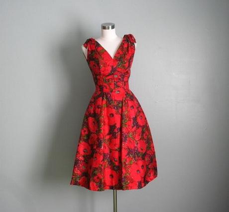 Vestiti di anni 50