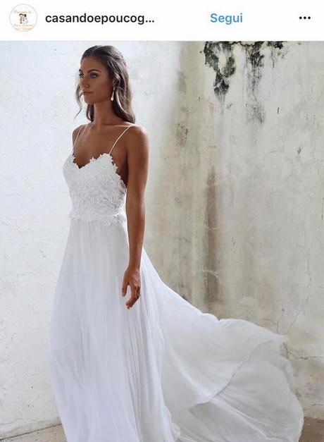 Matrimonio Spiaggia Rito Civile : Abiti da sposa mare