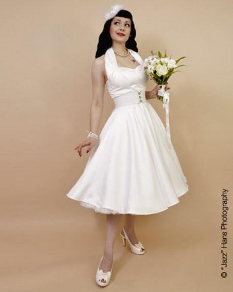 abiti sposa stile anni 50
