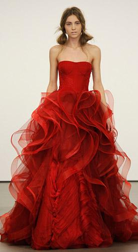 Vestito Matrimonio Uomo Rosso : Vestito matrimonio rosso