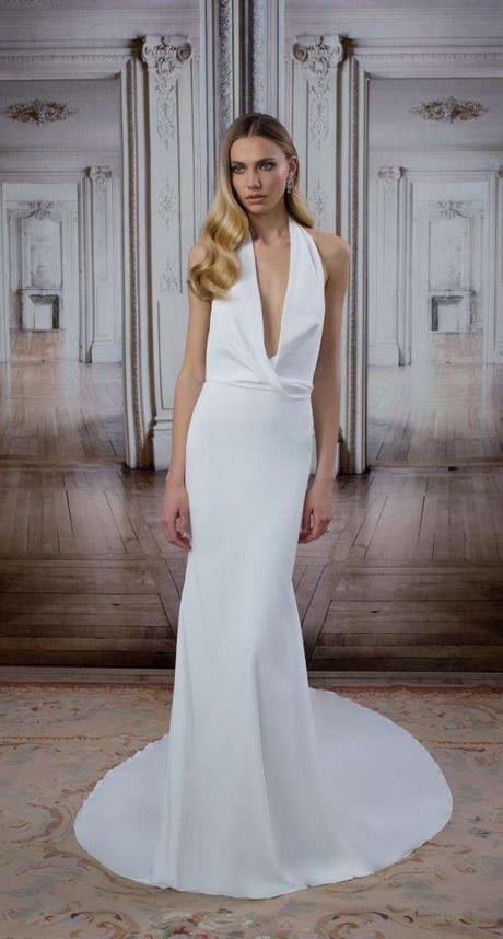 Abiti da sposa stile anni 70 for Stile minimal vestiti