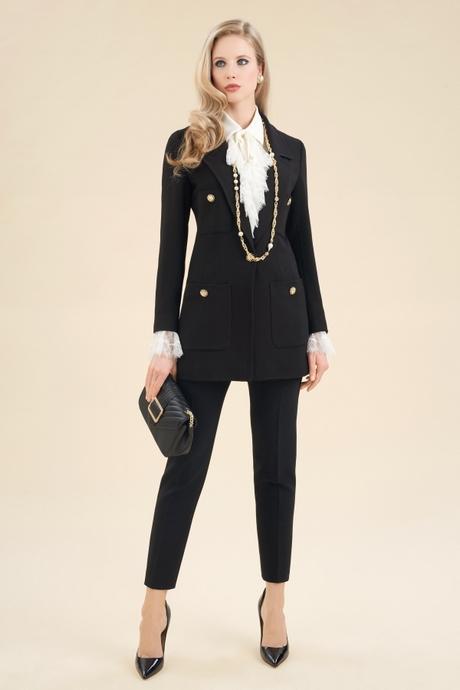 Completi pantaloni eleganti luisa spagnoli