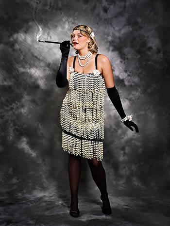 Vestiti di carnevale anni 20 - Costume da bagno anni 30 ...