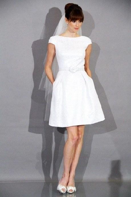 Vestiti da sposa per matrimonio civile