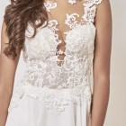 Abito sposa in pizzo francese
