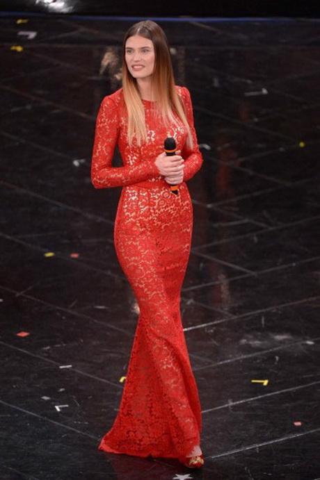 Bianca Balti a Sanremo 2013: il video